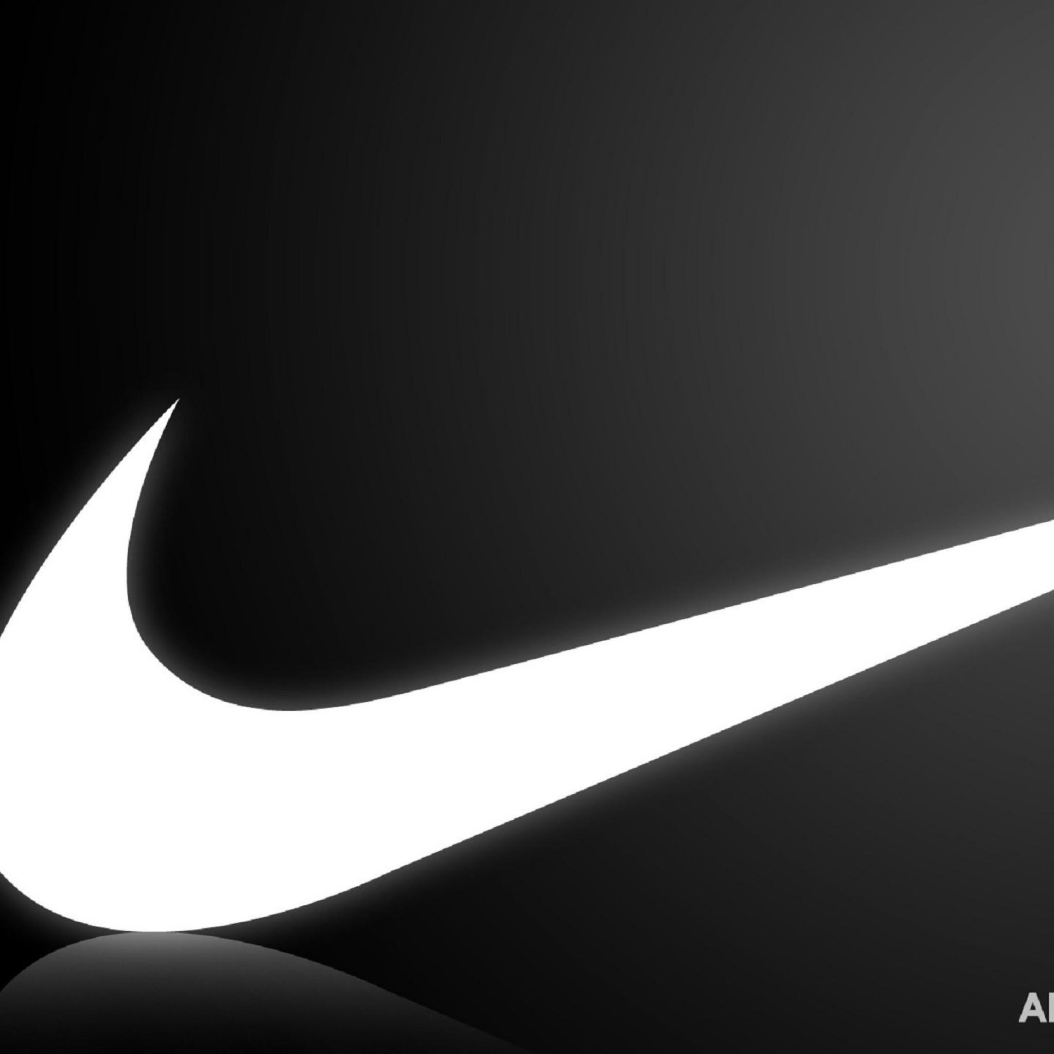 Nike Iphone Wallpapers iPad Wallpaper Gallery 2048x2048