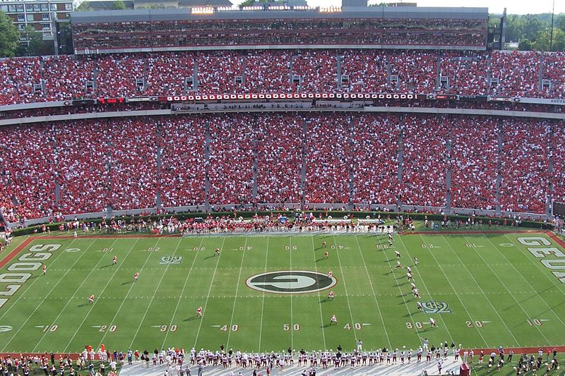 Download Georgia Bulldogs Football Wallpaper 800x533
