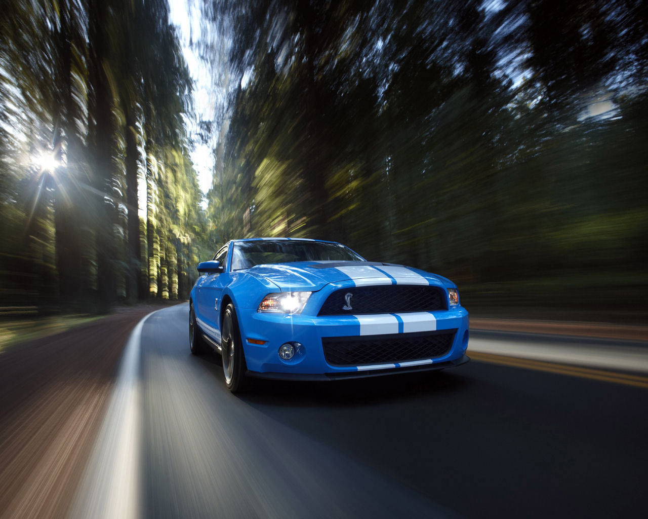 Ford Mustang Wallpaper Desktop Inspiration Wallpapers 1280x1024