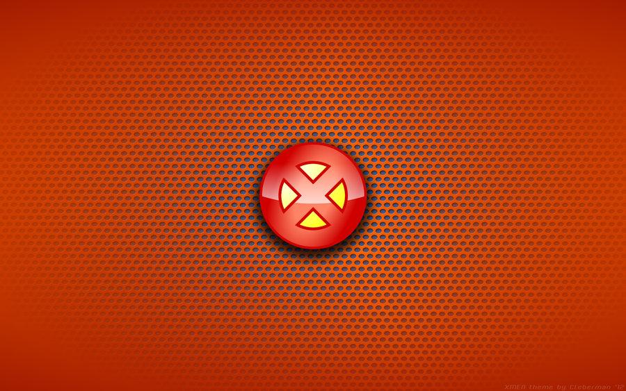 Wallpaper   X Men Comix Logo by Kalangozilla 900x563