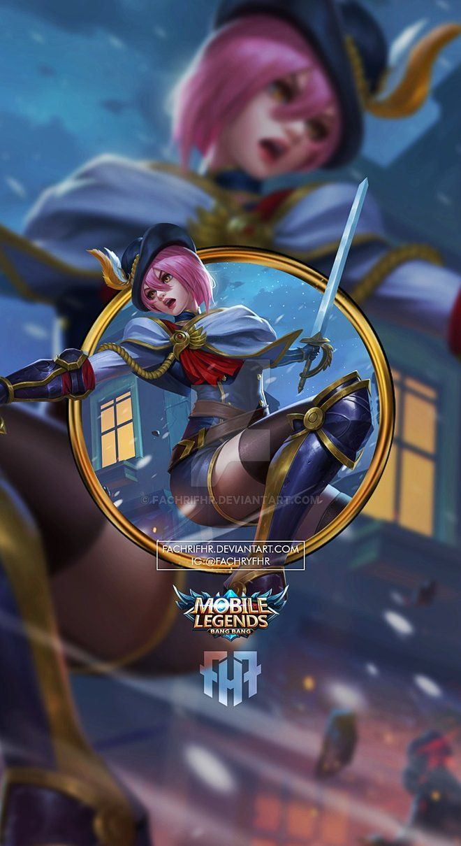 Wallpaper Phone Fanny Royal Cavalry by FachriFHR Mbile 660x1210