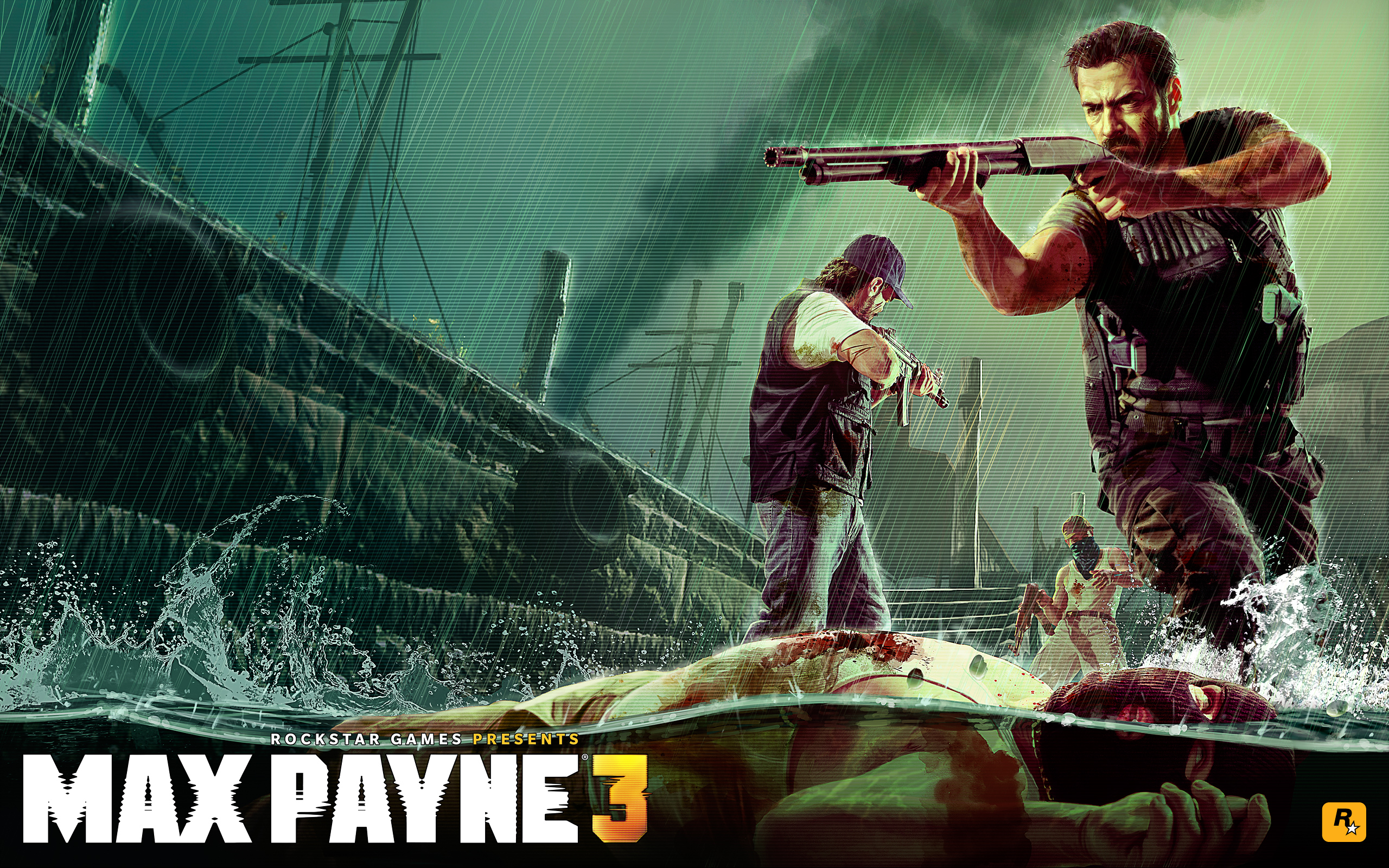 Max Payne 3   Wallpapers 2560x1600