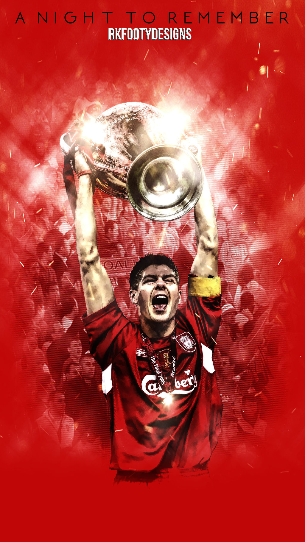 98 Steven Gerrard 2017 Wallpapers On Wallpapersafari