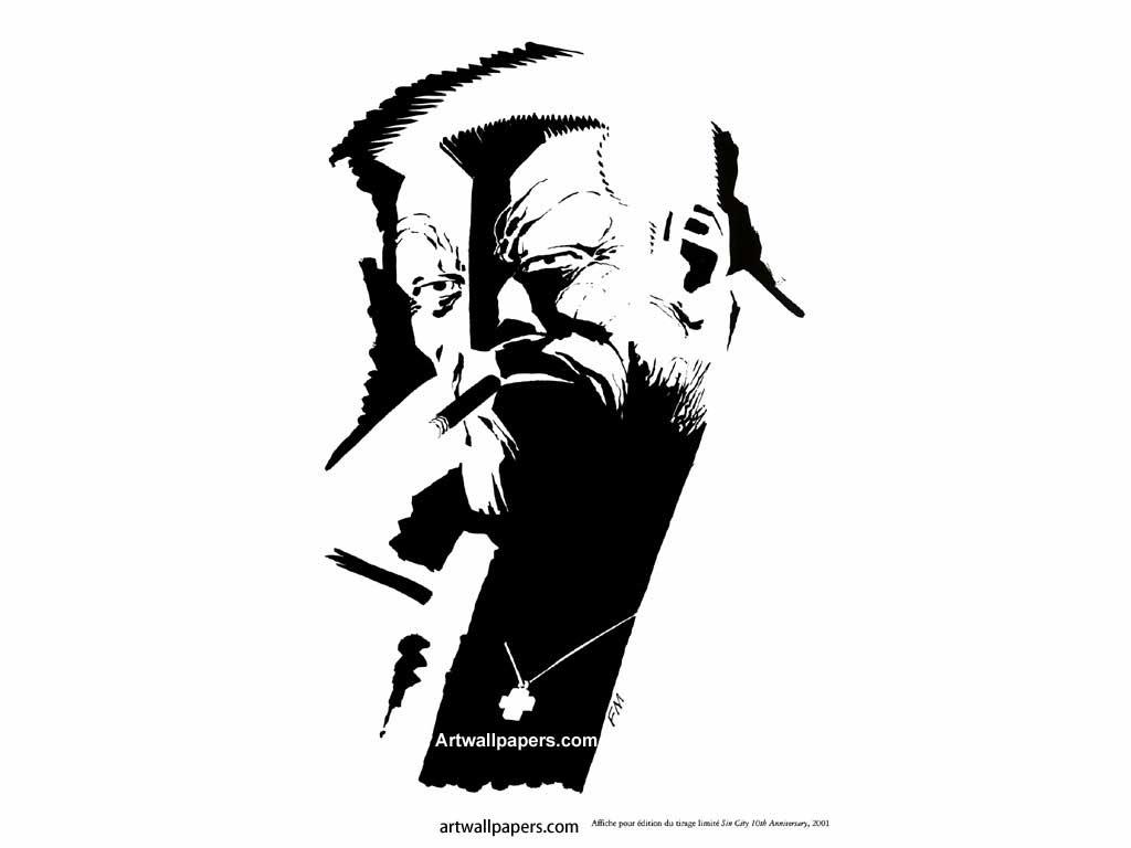 Frank Miller Wallpaper - WallpaperSafari