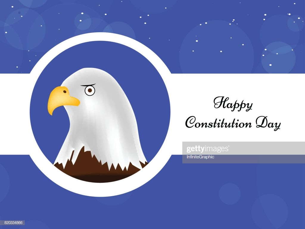 Illustration Of Background For Usa Constitution Day stock vector 1024x768