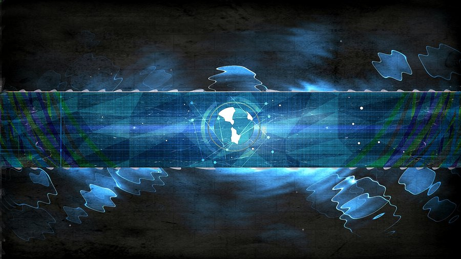 hacker channel art template for youtube photoshop youtube