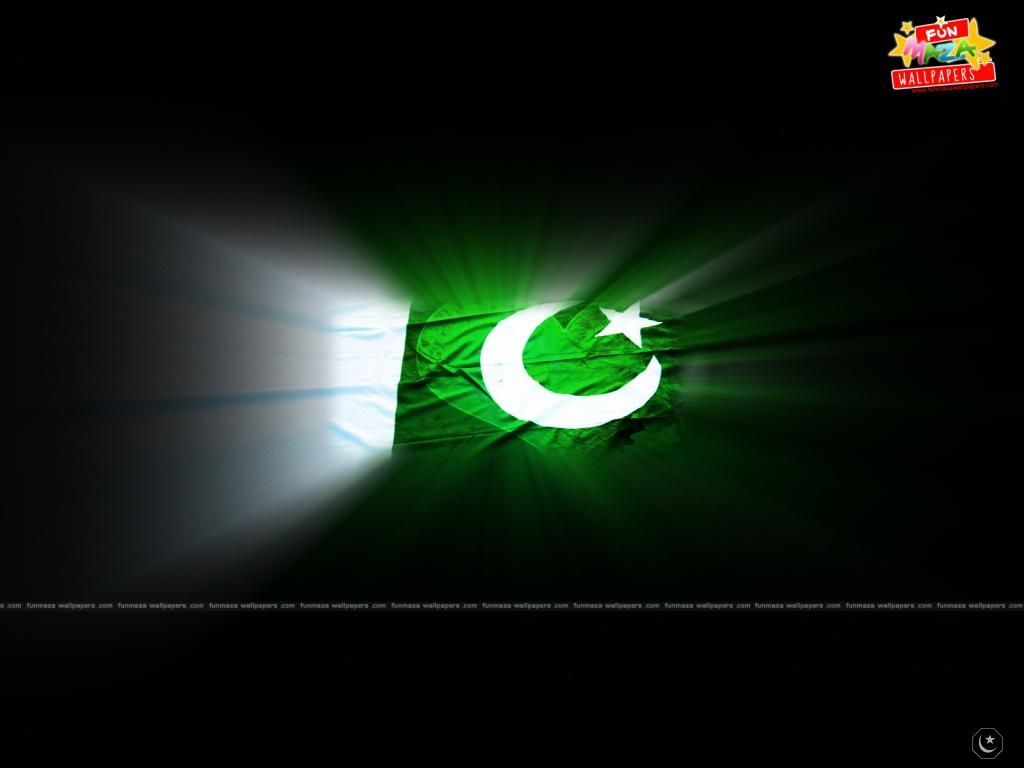 PAKISTANI FLAGS WALL PAPERS FLAGS OF PAKISTAN 14 AUGUST SPECIAL 1024x768