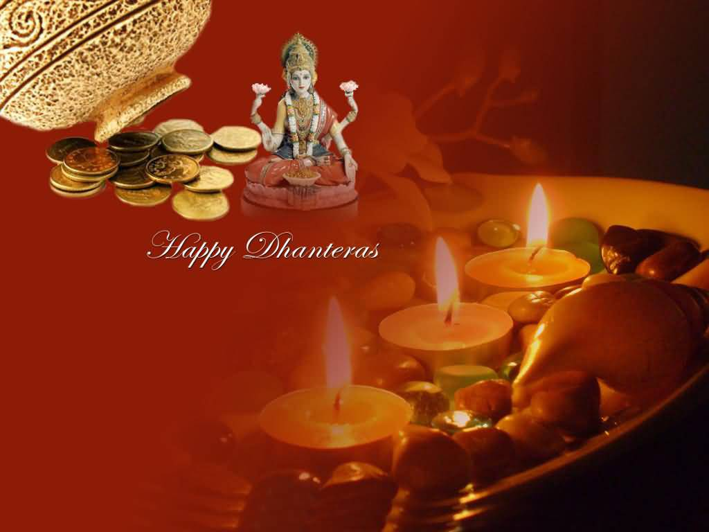 60 Best Dhanteras Wishes Pictures And Photos 1024x768