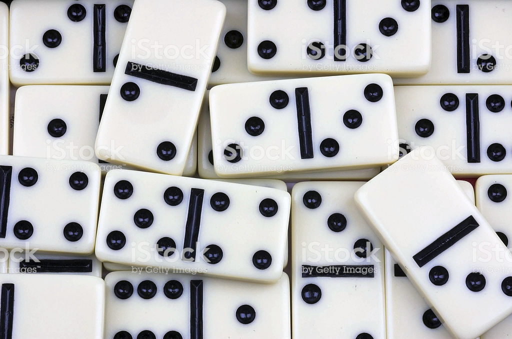 Background Of Dominos Stock Photo   Download Image Now   iStock 1024x678