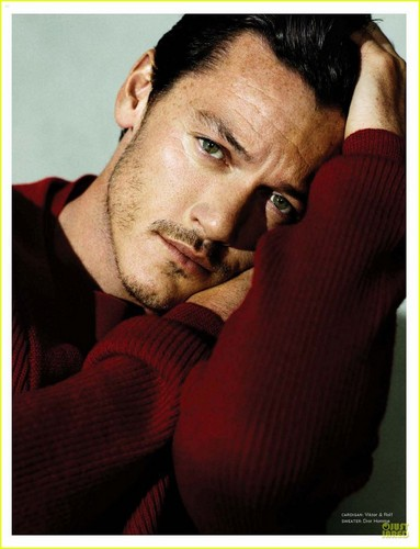 Luke Evans images Luke HD wallpaper and background photos 383x500