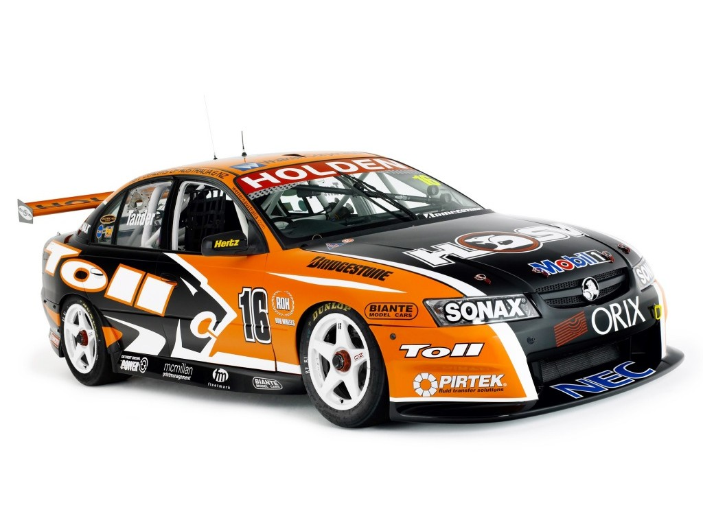 Toll Team V8 Supercar 01 HSV Wallpaper Num 21 1024 x 768 1279 Kb 1024x768
