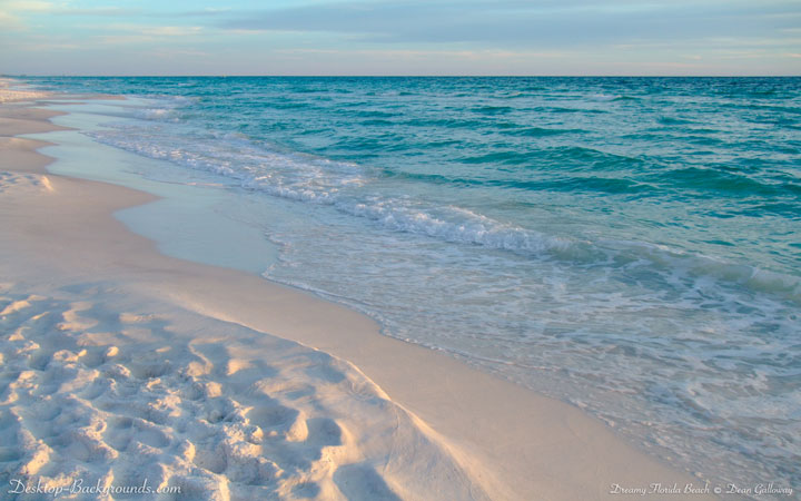 Dreamy Florida Beach Desktop Backgroundscom 720x450