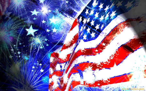 4th of July Wallpapers 40 Patriotic Desktop Backgrounds   18 600x375