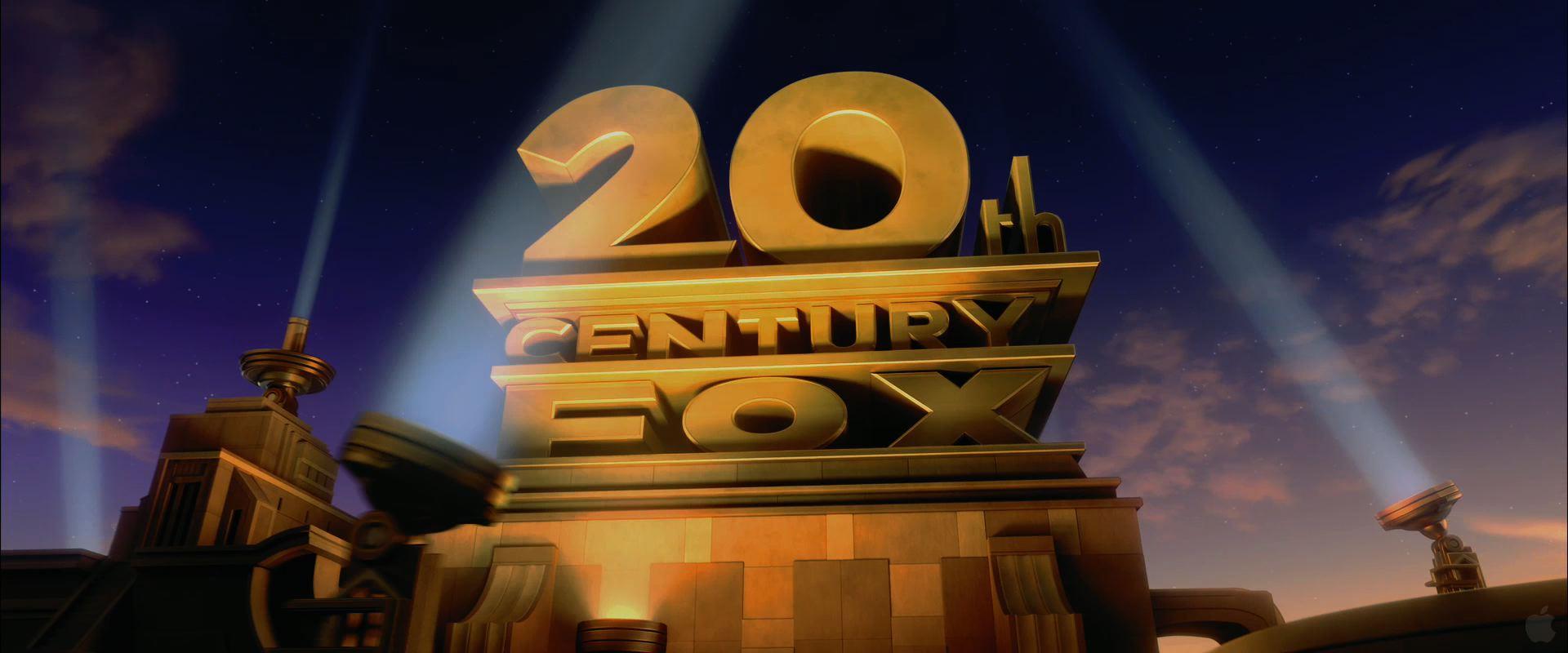 20th Century Fox Movie Studios Logo Desktop Wallpaper 1920x800