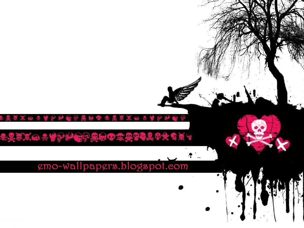 emo wallpapers latest emo pink emo wallpapers leave a comment 1024x768