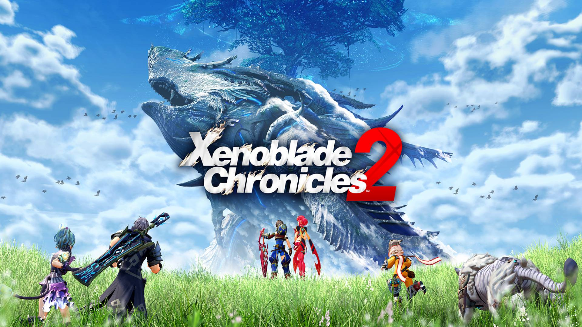 Xenoblade Chronicles 2 HD Wallpaper Background Image 1920x1080 1920x1080