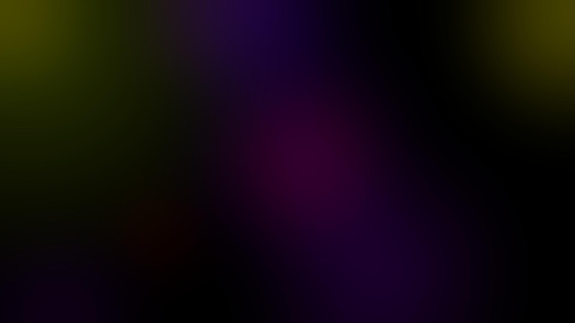 Lights on Black Background 1920x1080