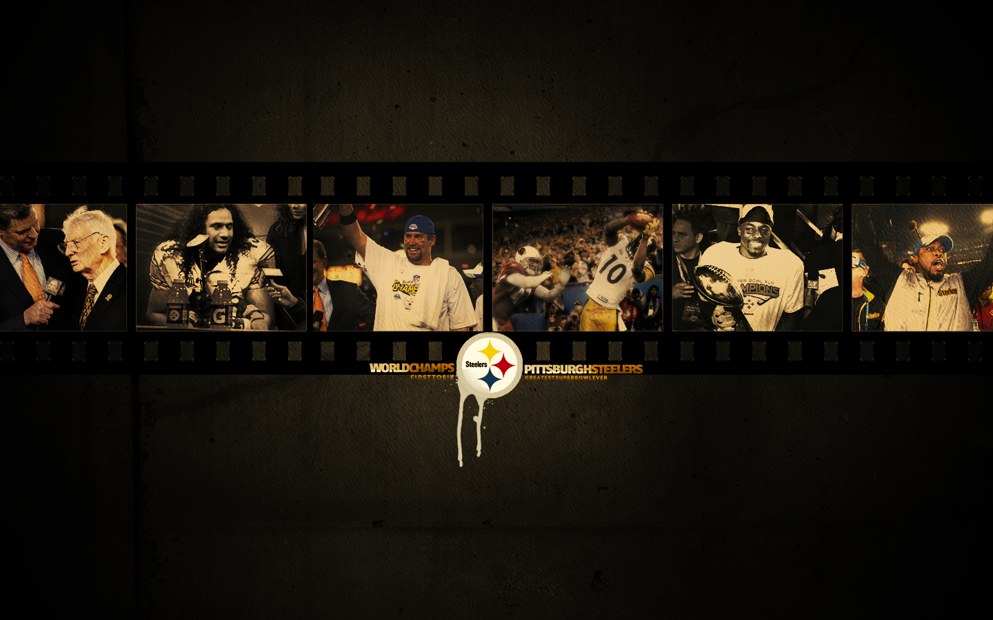 pittsburgh steelers wallpaper for comput Wallpaper 1440x900