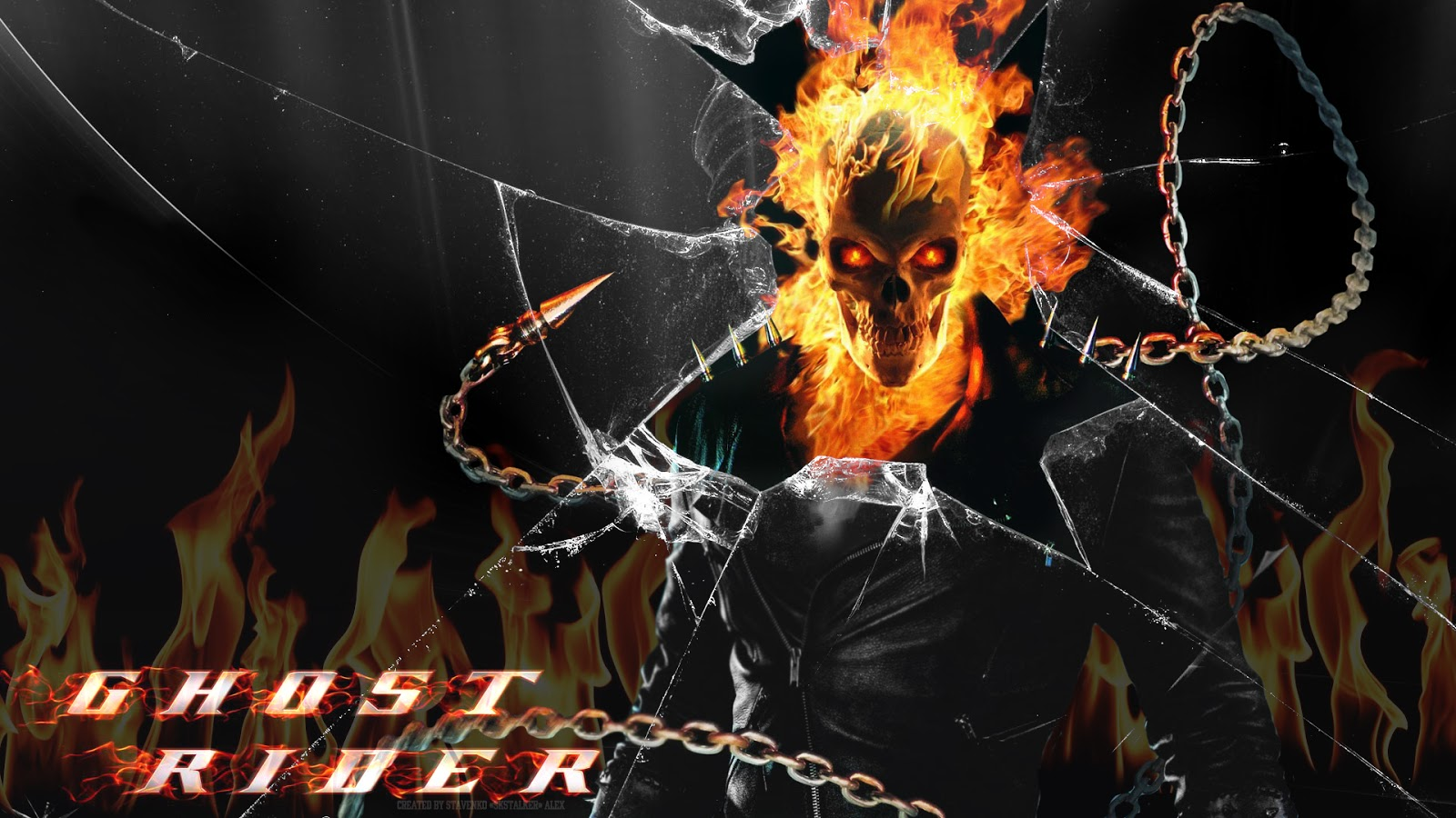 ghost rider 2007 hindi dubbed movie ghost rider 2007 hindi 1600x900