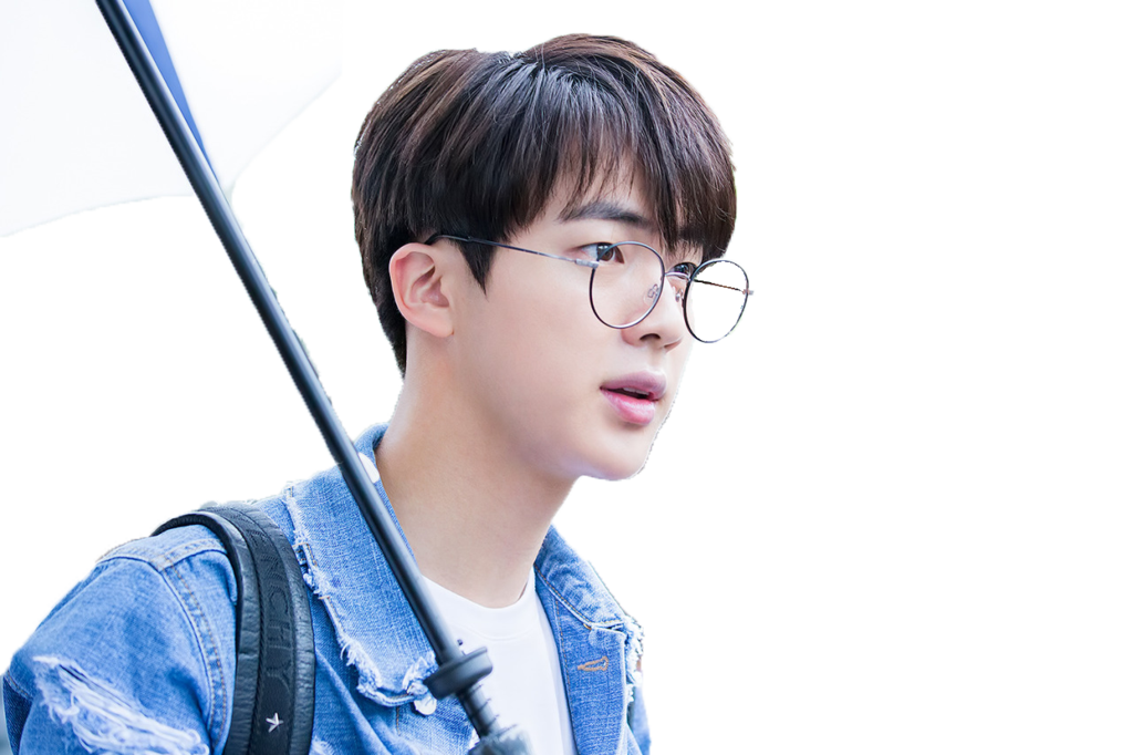 BTS JIN RENDER PNG by Michirunaz 1024x682