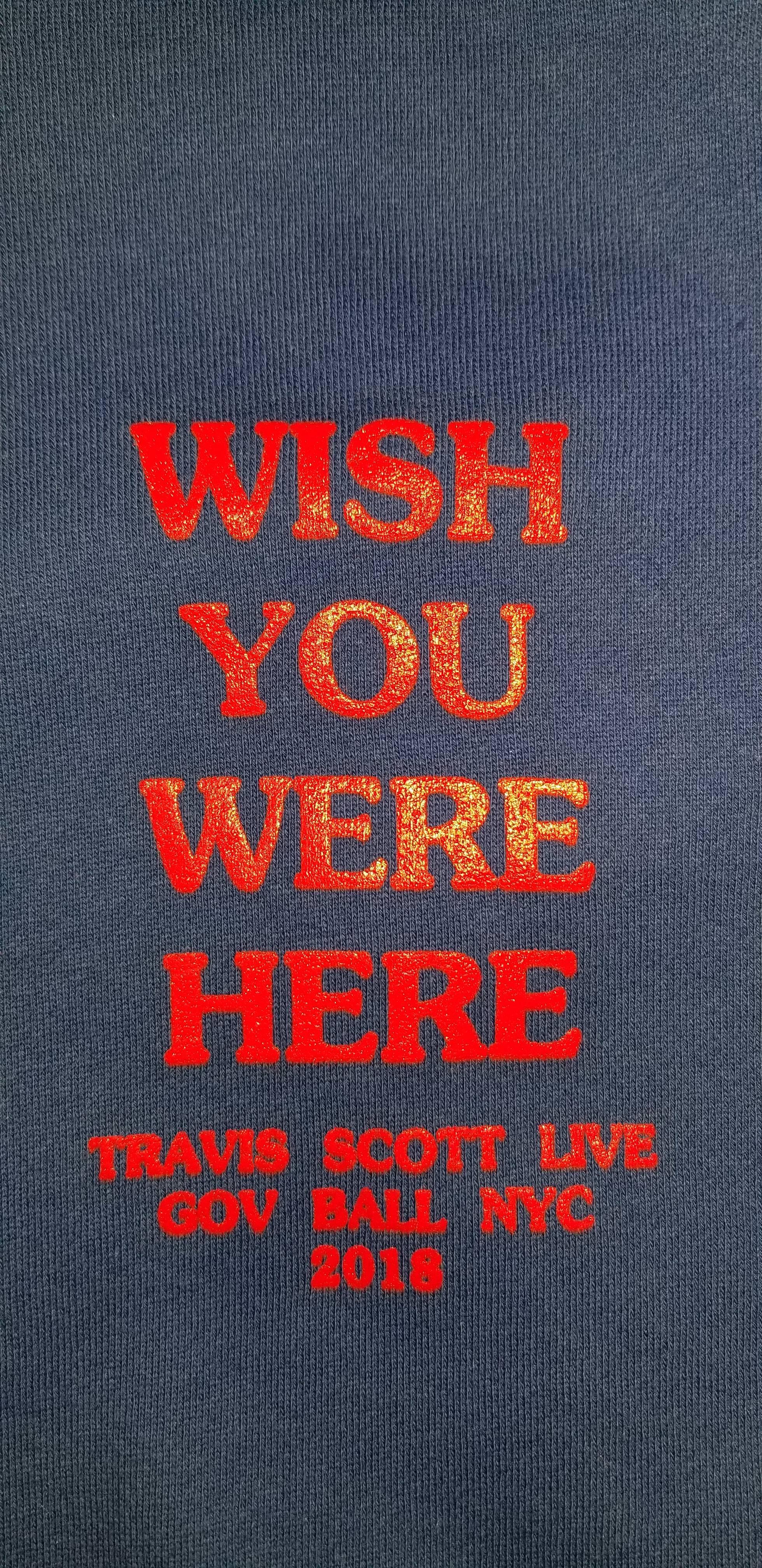 Fashion] Travis Scott Astroworld Gov Ball Hoodie 1960x4032