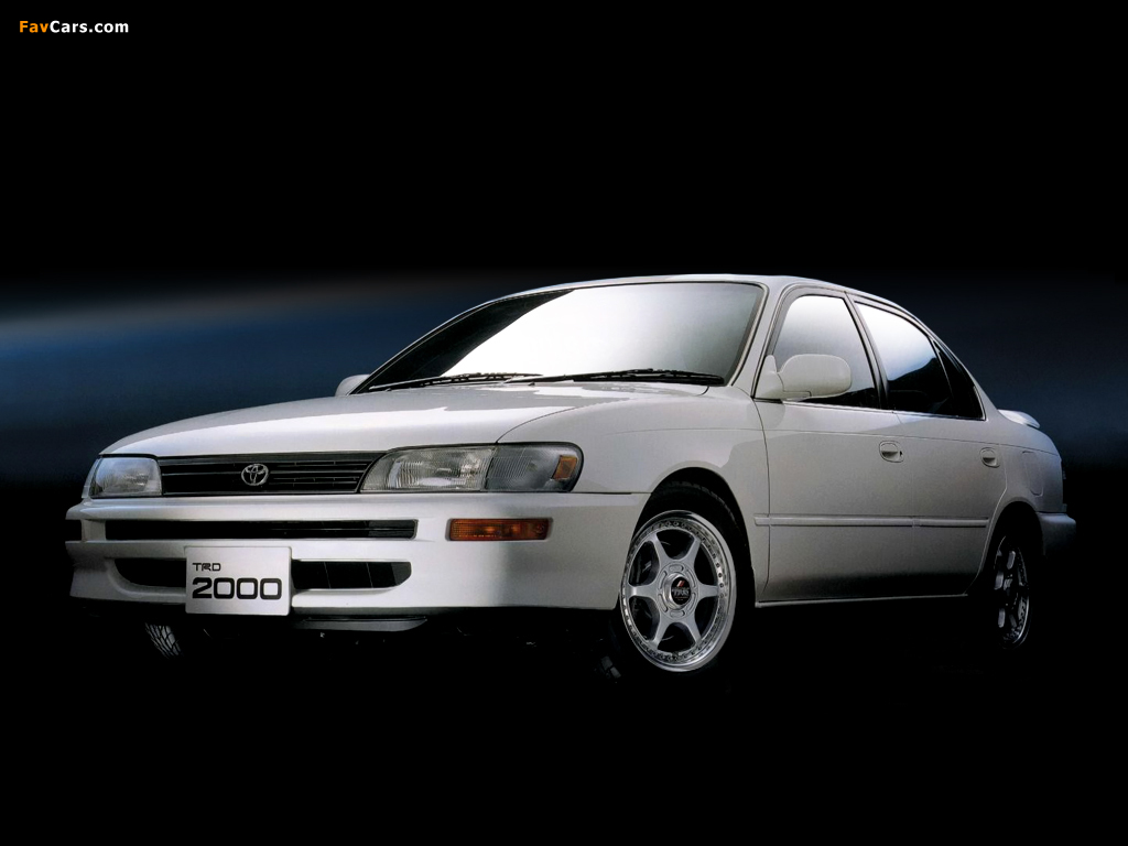 100+] Toyota Corolla Wallpapers on WallpaperSafari