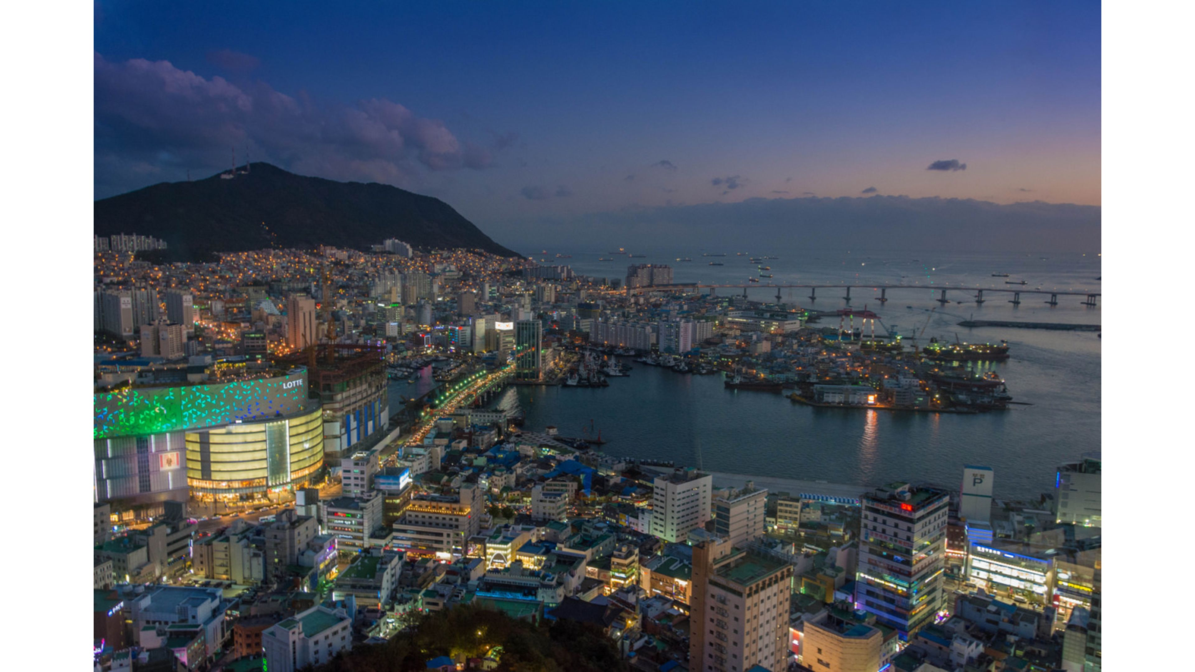 Busan Wallpapers and Background Images   stmednet 3840x2160