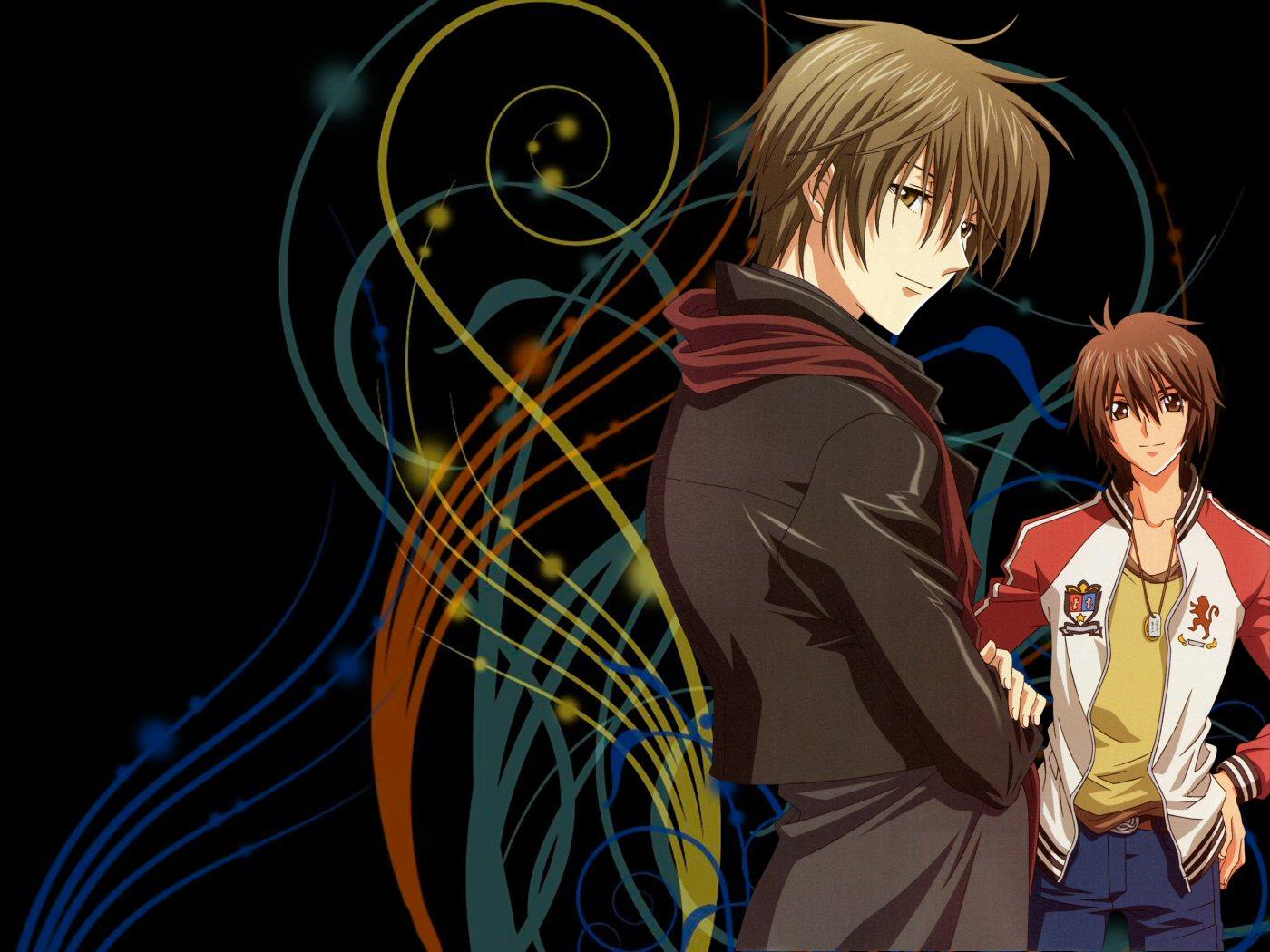 Anime boy wallpaper hd wallpapersafari - Wallpapers hd anime ...