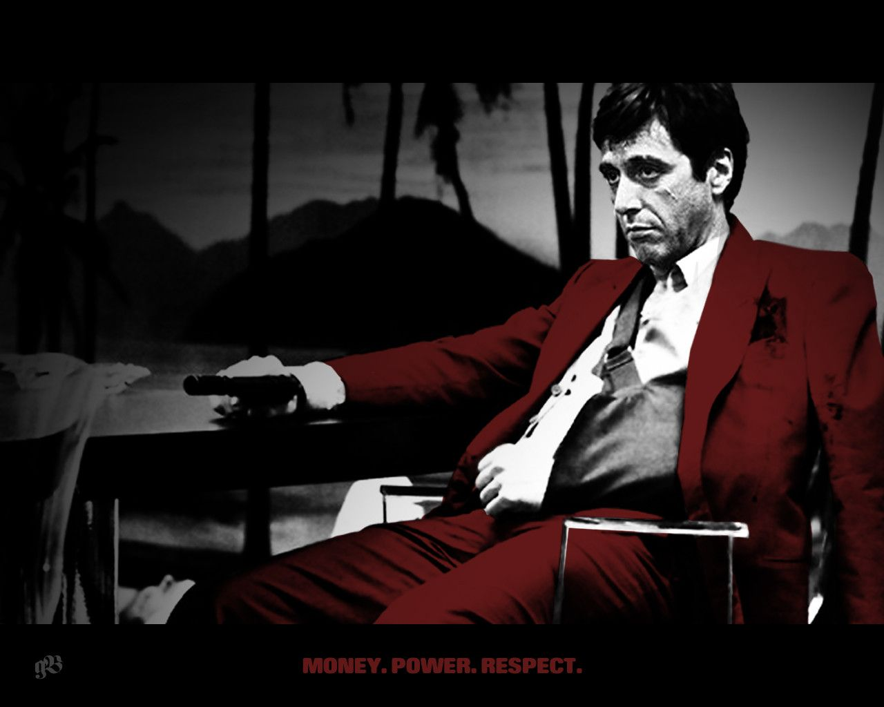 Scarface Hd Wallpaper 1280x1024