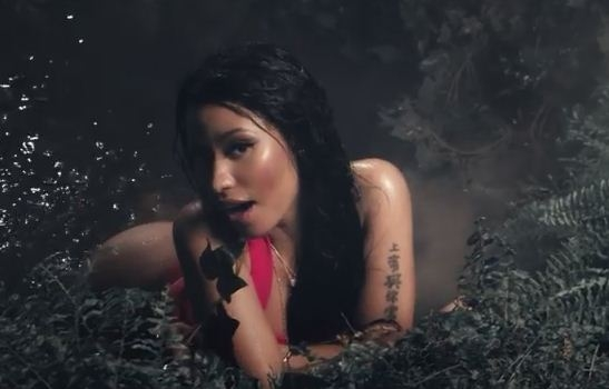 Anaconda Nicki Minaj 547x350