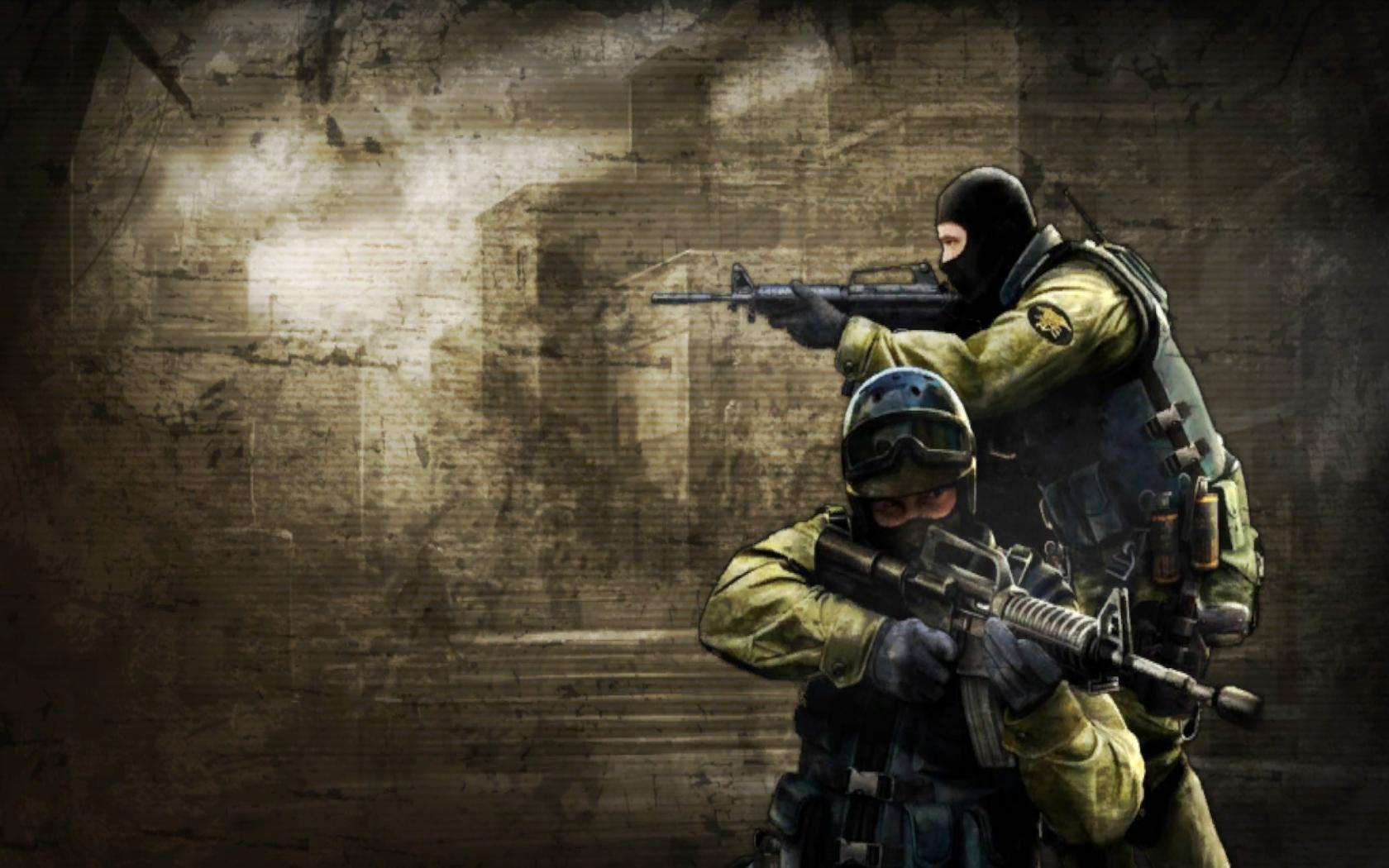 Counter Strike Source Wallpapers Screenshots 1680x1050
