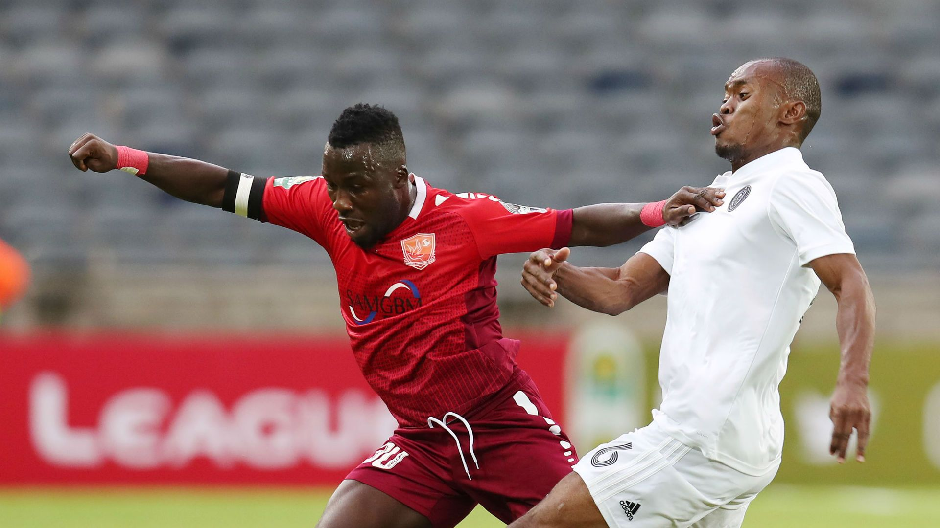Horoya AC 2 1 Orlando Pirates Buccaneers bow out of Caf Champions 1920x1080