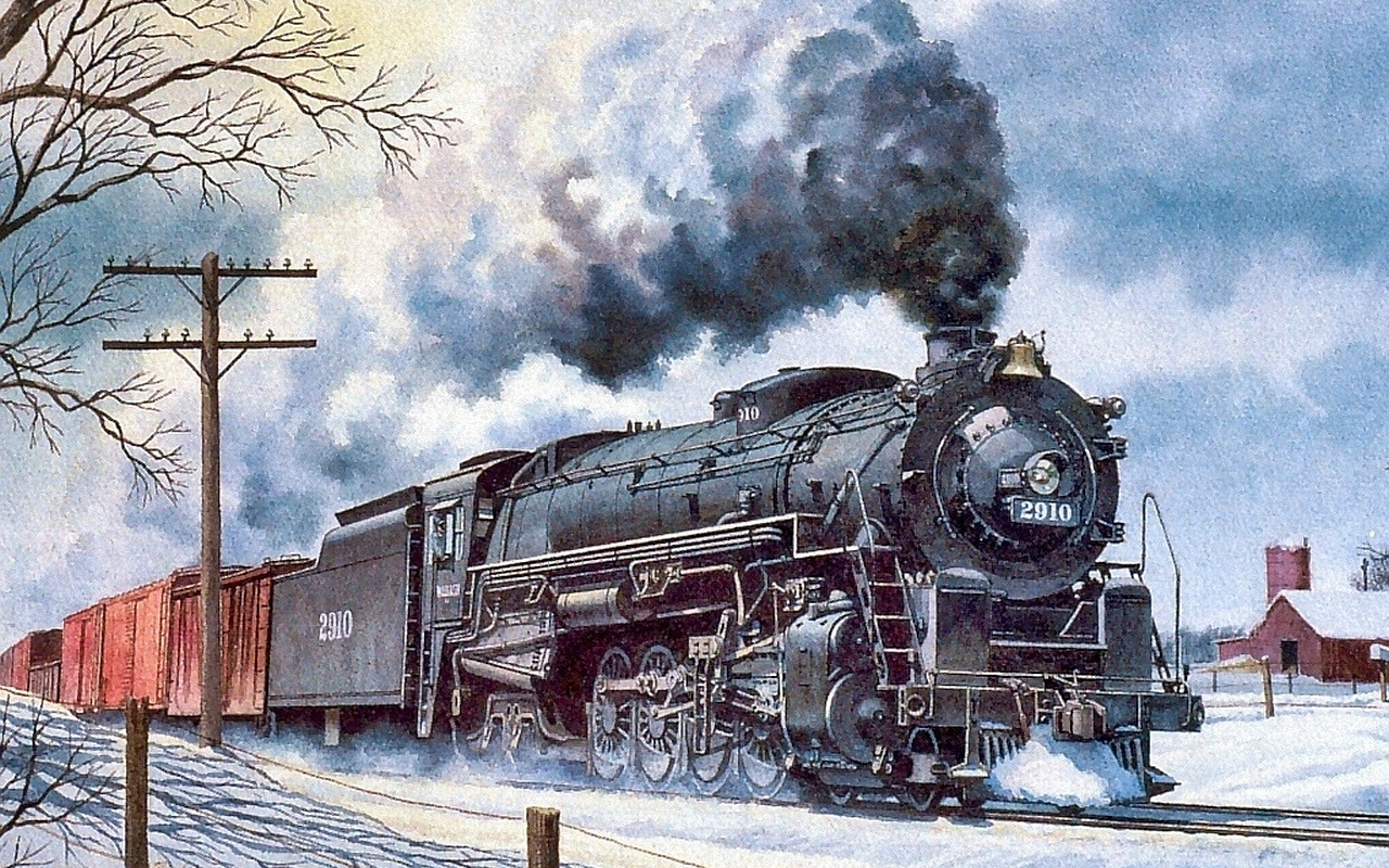 Thomas The Train Desktop Wallpaper for Pinterest 1280x800