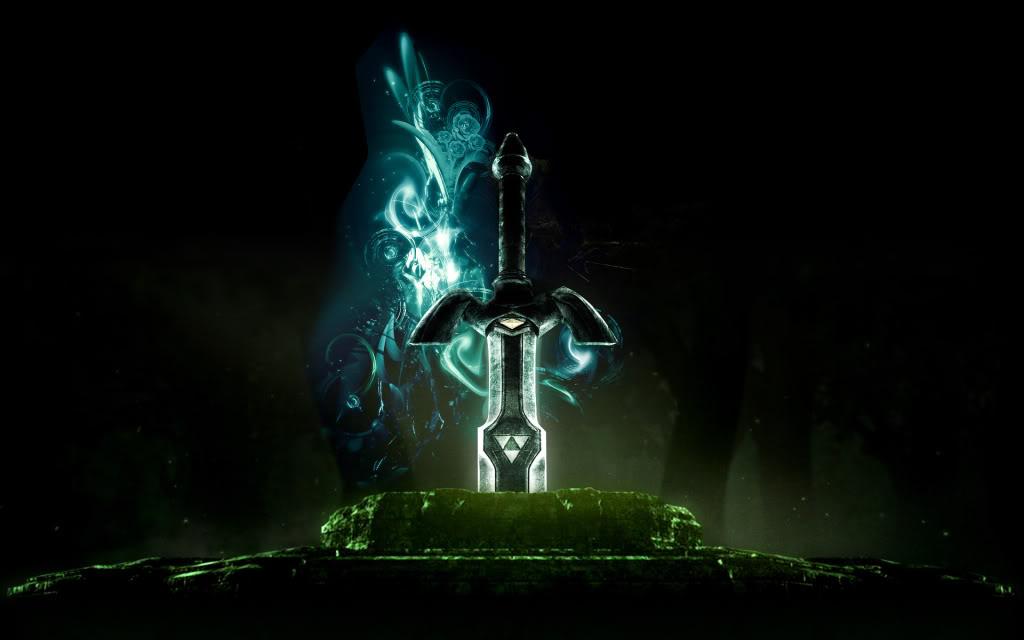 Master Sword Wallpaper Master Sword Desktop Background 1024x640