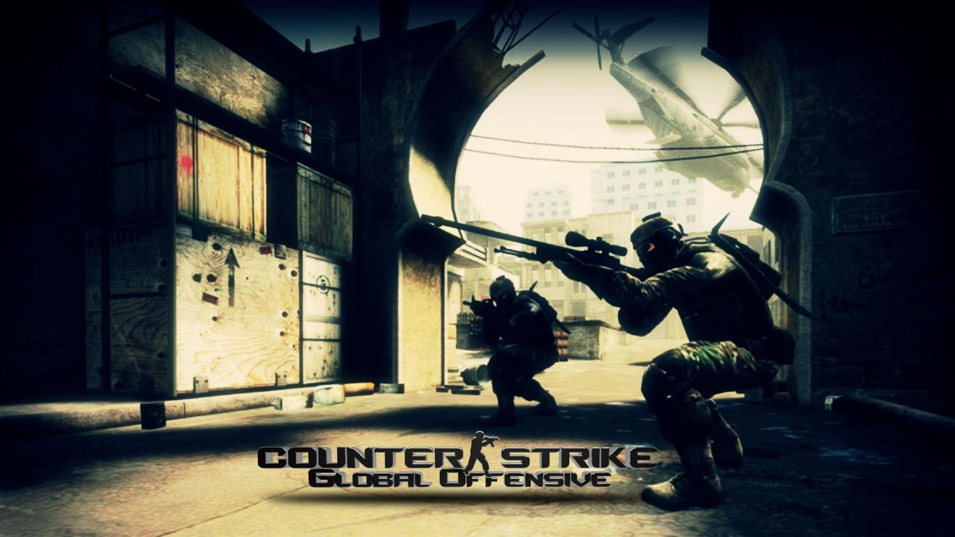 Games Counter Strike Global Offensive desktop wallpaper nr 60445 1366x768
