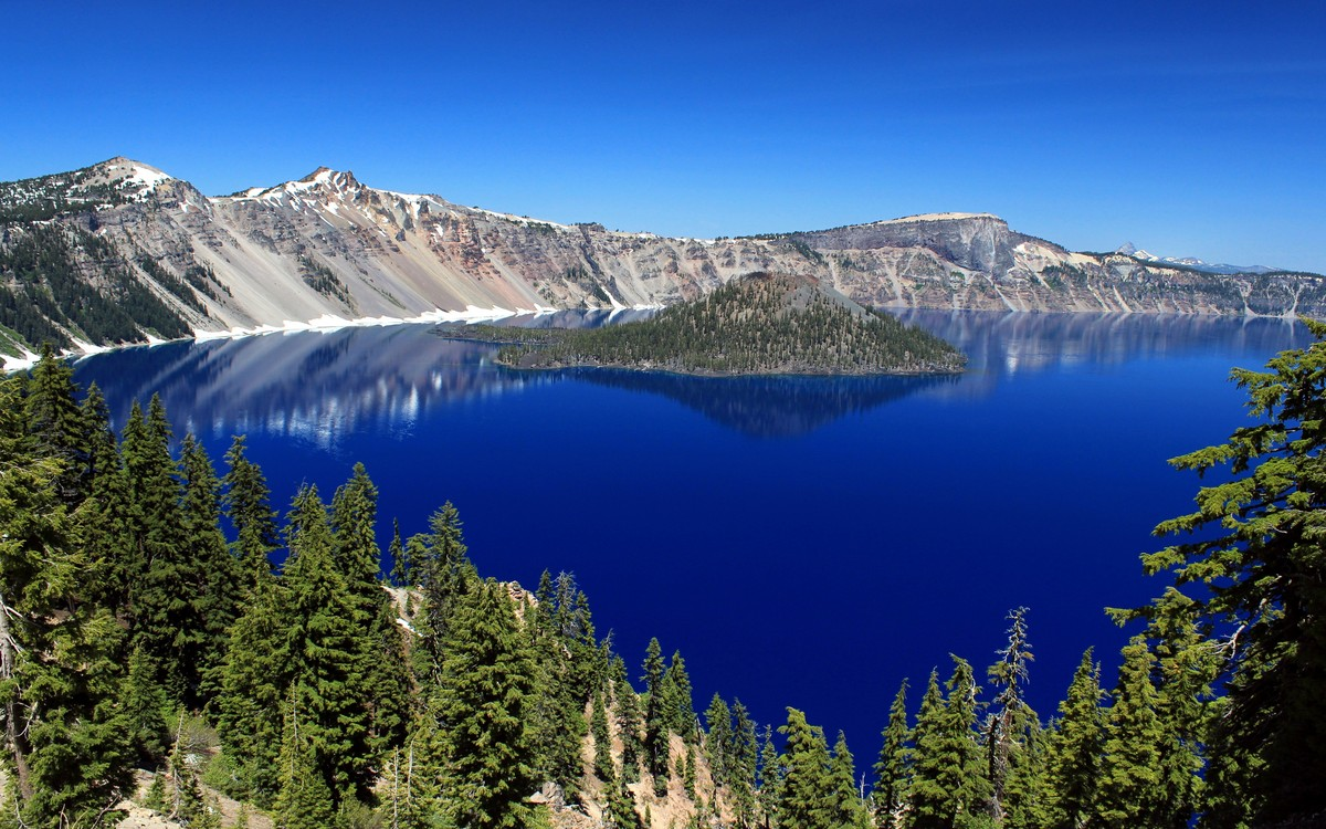 Crater Lake National Park Hd 8 Background   Trendy Wallpapers 1200x750