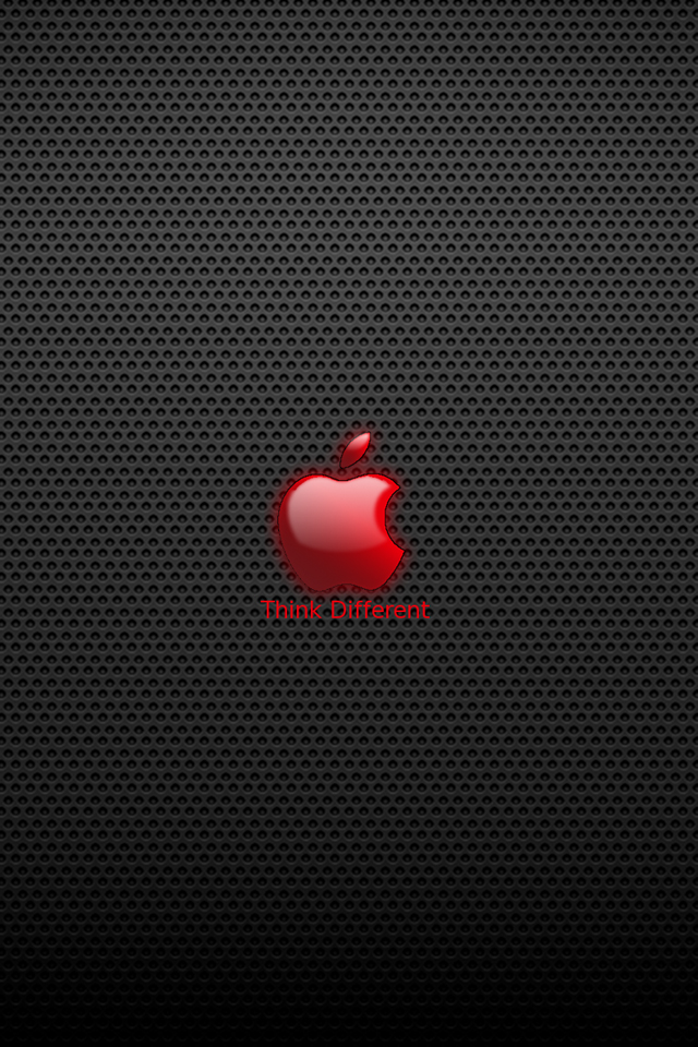 Apple Wallpaper Hd 1080p Beautiful Logo IPhone 4 Wallpapers 640x960