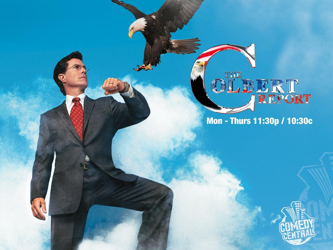 Comedy Central Wallpaper   Stephen Colbert Photo 397546 1122x842