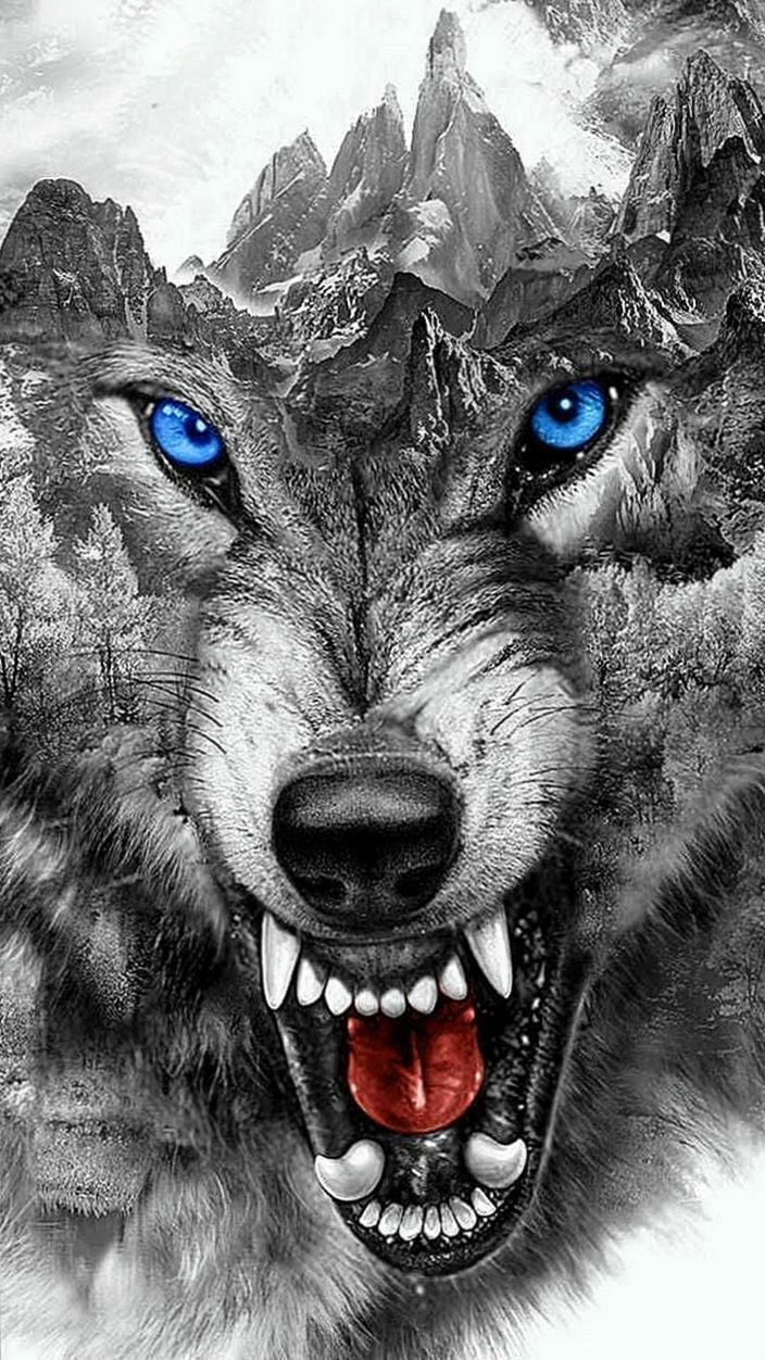 Zedge Wolves Wallpapers   Wolf WallpapersPro 704x1252