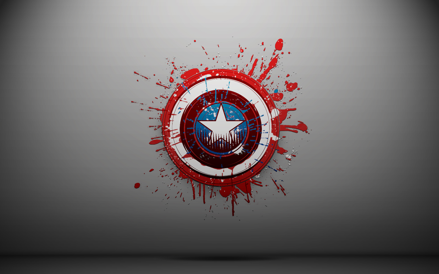Captain America Shield Wallpapers HD And Screensaver cute Wallpapers 1440x900