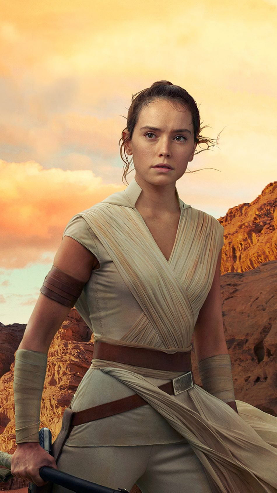 Download Daisy Ridley In Star Wars The Rise of Skywalker Pure 950x1689