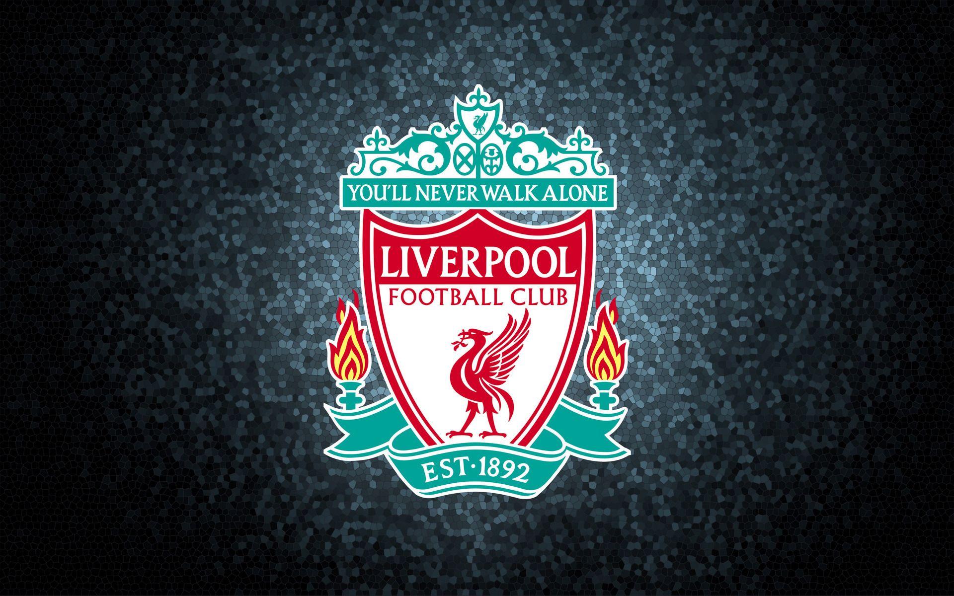Liverpool Fotball Club Logo wallpaper 1920x1200