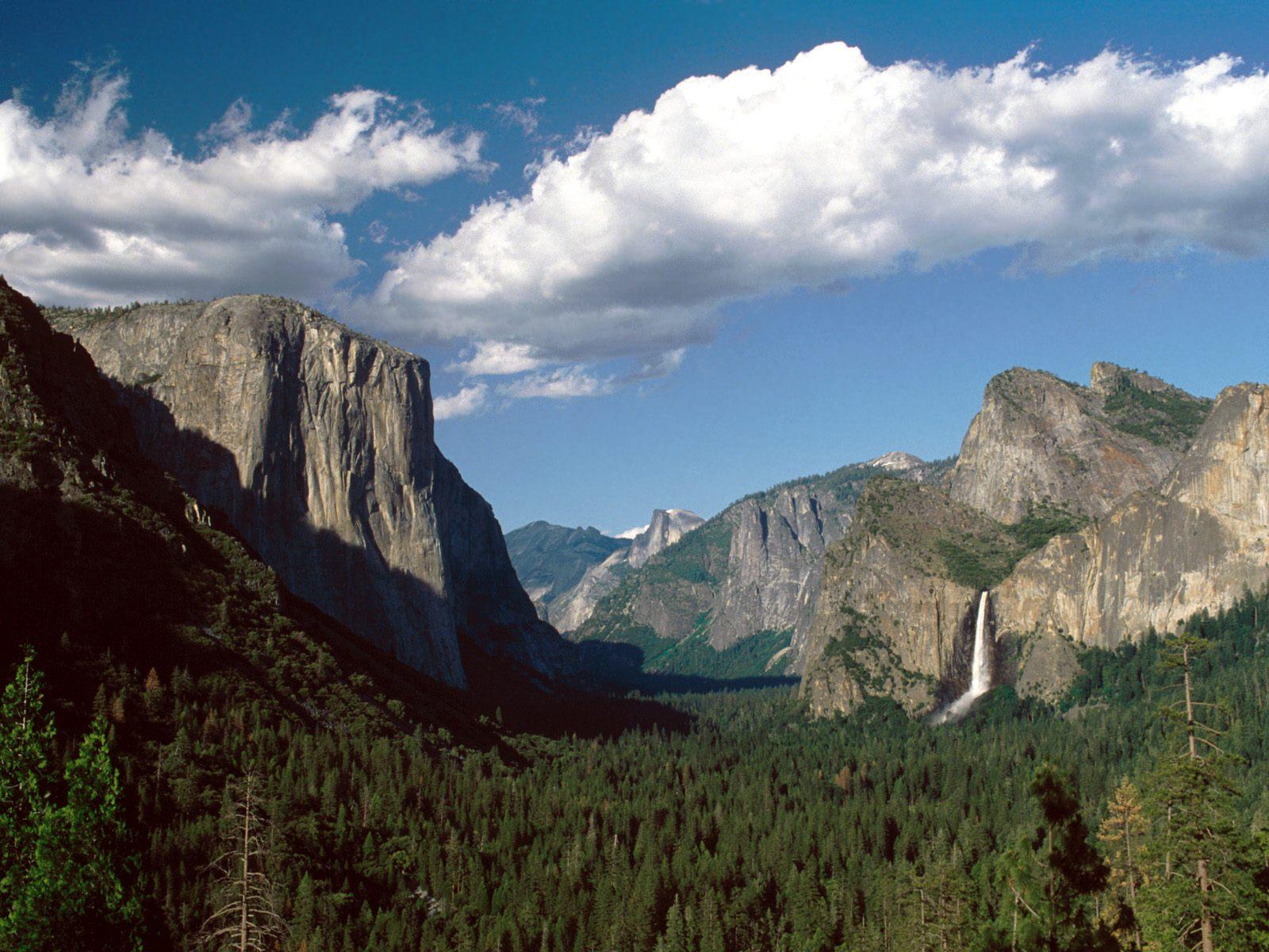 Yosemite Wallpapers   Download Yosemite Valley Tunnel View 1600x1200