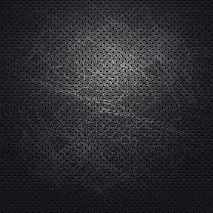 black Fashion abstract vector background Vector Background 744x746