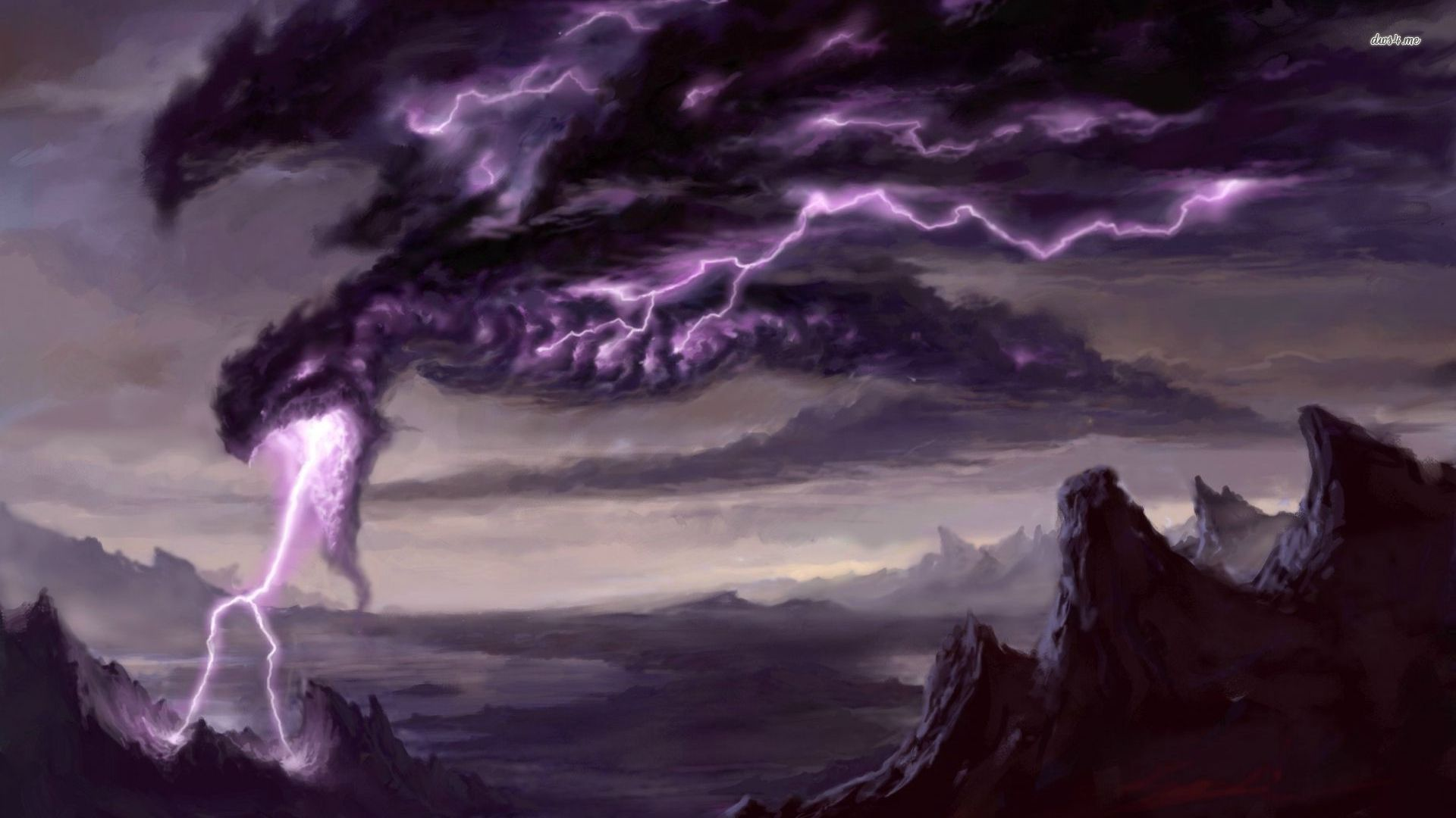 Free Download Hells Thunder Magic The Gathering Wallpaper Game
