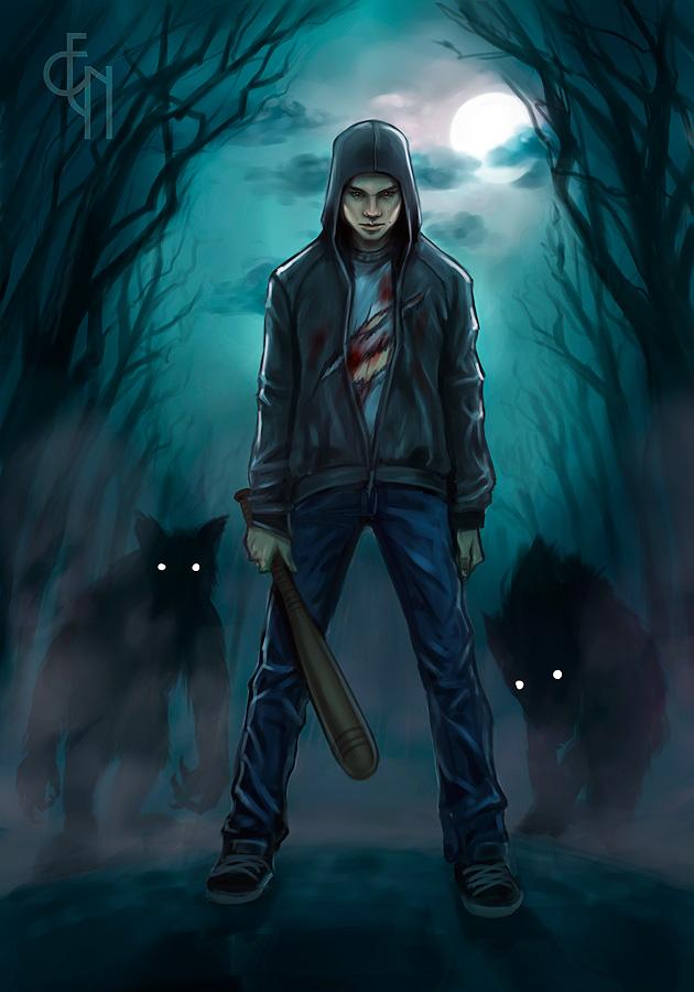 Teen Wolf   Stiles Stilinski by Eneada 630x900