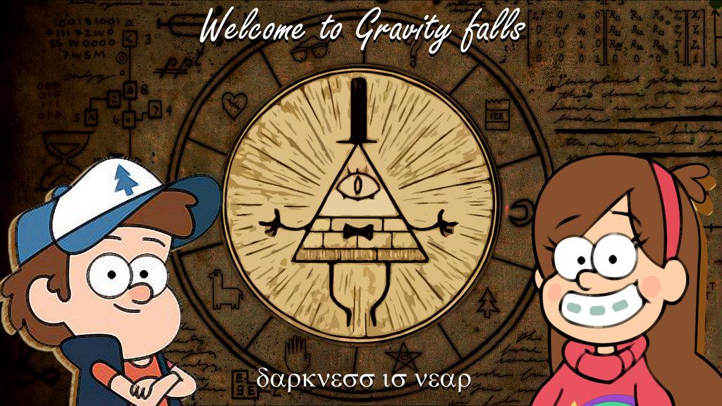 Free Download Gravity Falls Hd Desktop Wallpaper By