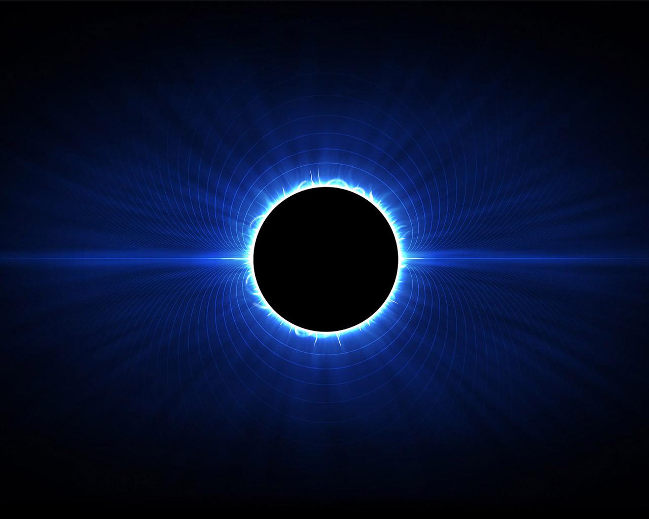 Solar eclipse Desktop wallpapers 1280x1024
