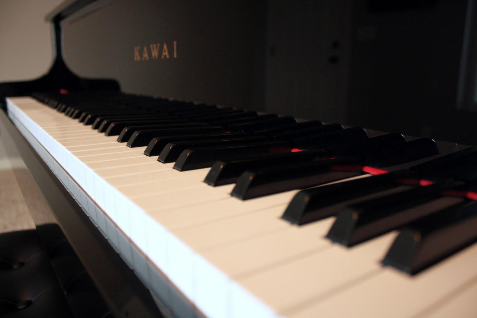 grand piano wallpaper - photo #2
