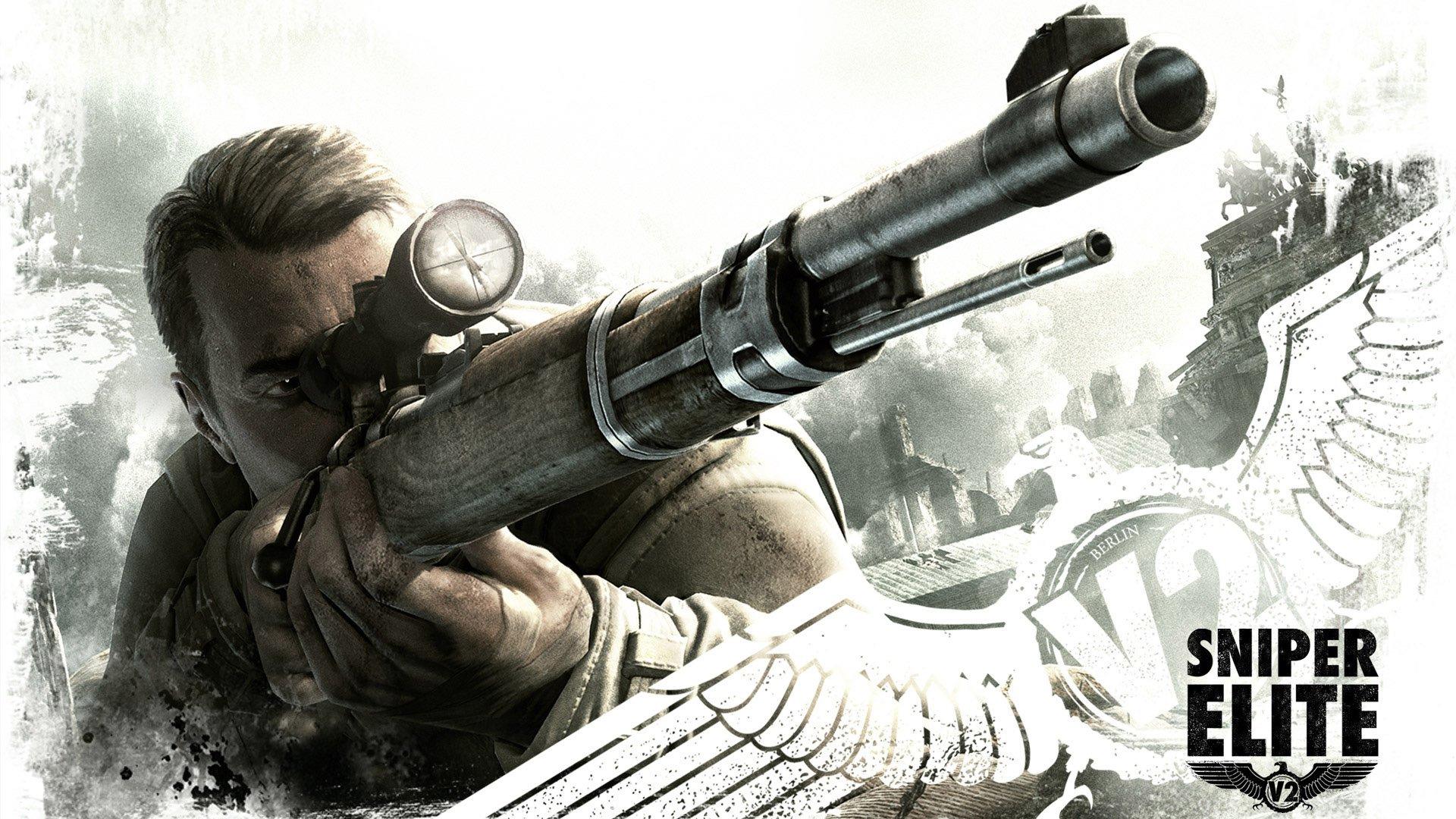 Sniper Elite Wallpapers HD Wallpapers 1920x1080